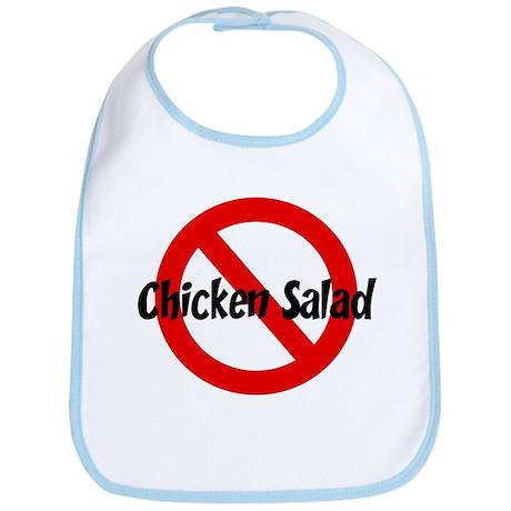Anti Chicken Salad Bib