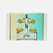 12 Tribes Israel Dan Magnets