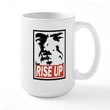 Max Keiser Rise Up Mugs