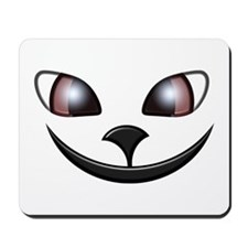 Alley Cat Grin Mousepad