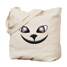 Alley Cat Grin Tote Bag