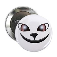 """Alley Cat Grin 2.25"""" Button (10 pack)"""
