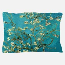 Vincent Van Gogh Blossoming Almond Tre Pillow Case