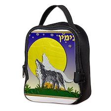 12 Tribes Israel Benjamin Neoprene Lunch Bag