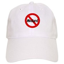 Anti Mustard Baseball Cap