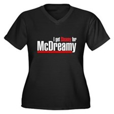 Steamy McDreamy.png Plus Size T-Shirt