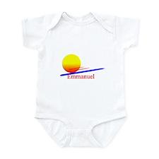 Emmanuel Infant Bodysuit