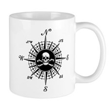 Compass Rose II Mugs