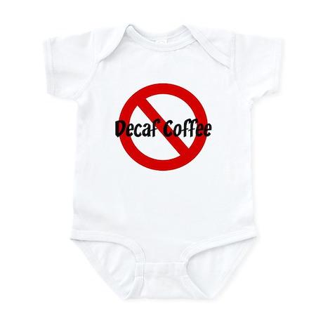 Anti Decaf Coffee Infant Bodysuit
