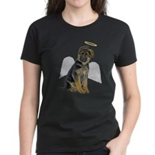 Angel German Shepherd Puppy T-Shirt