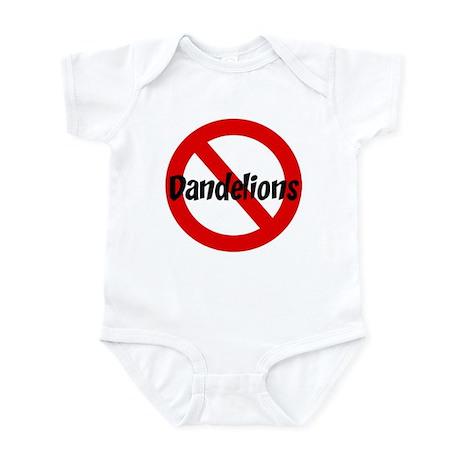 Anti Dandelions Infant Bodysuit