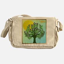 12 Tribes Israel Asher Messenger Bag