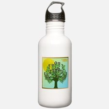 12 Tribes Israel Asher Water Bottle