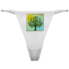 12 Tribes Israel Asher Classic Thong