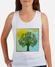 12 Tribes Israel Asher Tank Top