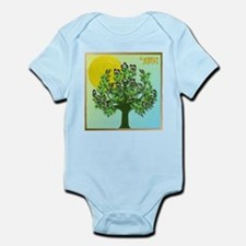 12 Tribes Israel Asher Body Suit