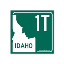 1T Highway Sign Green