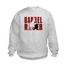 BARREL RACER [maroon] Sweatshirt