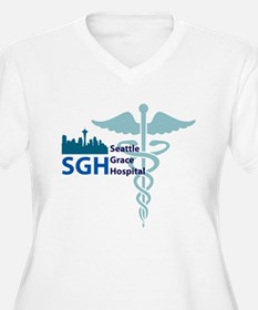 SGH Middle.png Plus Size T-Shirt