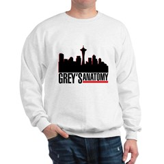 Skyline.png Sweatshirt
