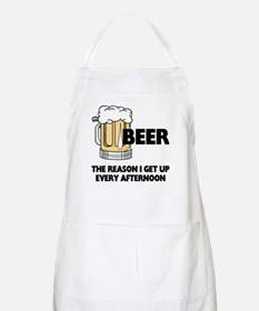 Beer Every Afternoon Apron