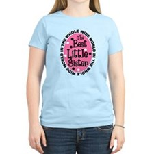 Best Little Sister T-Shirt
