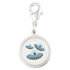 UFO Spacecrafts Charms