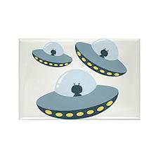 UFO Spacecrafts Magnets