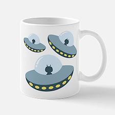 UFO Spacecrafts Mugs