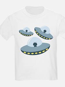 UFO Spacecrafts T-Shirt