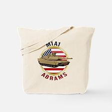 M1A1 Abrams Tote Bag