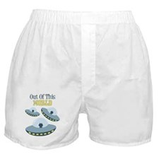 Out Of This WORLD Boxer Shorts