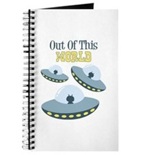 Out Of This WORLD Journal