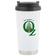 Funny Wizard oz Travel Mug