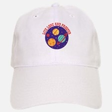 LIVE LONG AND PROSPER Baseball Baseball Baseball Cap