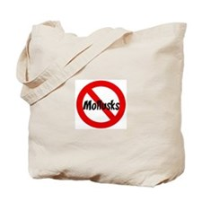 Anti Mollusks Tote Bag