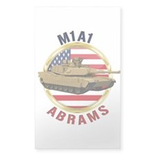 M1A1 Abrams Decal