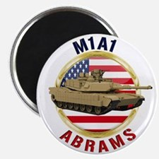 M1A1 Abrams Magnets