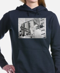 NY Broadway Times Square - Hooded Sweatshirt