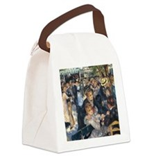 Dance at Le Moulin de la Galette  Canvas Lunch Bag