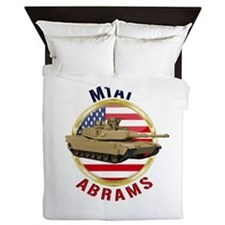 M1A1 Abrams Queen Duvet