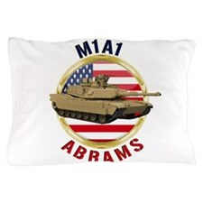 M1A1 Abrams Pillow Case