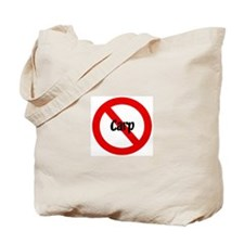 Anti Carp Tote Bag