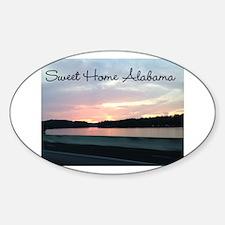 Sweet Home Alabama Decal
