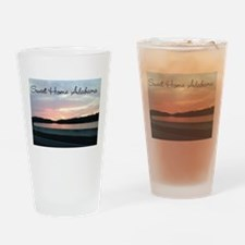 Sweet Home Alabama Drinking Glass