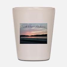 Sweet Home Alabama Shot Glass