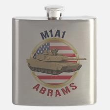 M1A1 Abrams Flask