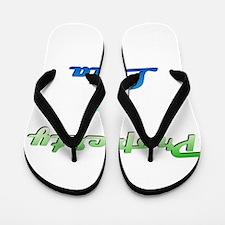 Property Of Laila Female Flip Flops