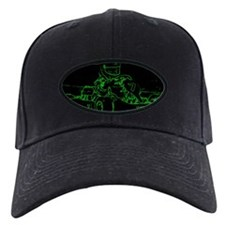 Kart Racer in Green Baseball Hat