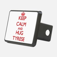 Keep Calm and HUG Tyrese Hitch Cover